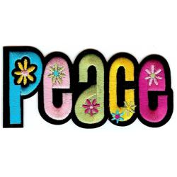Patch Aufnäher Peace