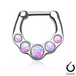 Septum Clicker Opal