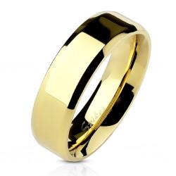 Bandring gold hochglanz 6mm...