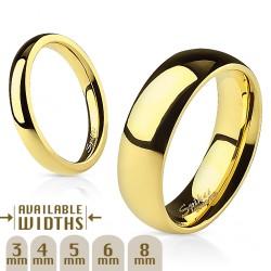 Bandring gold hochglanz 3mm...
