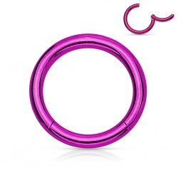 Segmentring Clicker Purple