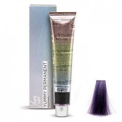 Haarfarbe Lavendel Yummy...