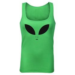 Top grün Alien Eyes L