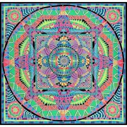 Wandbehang Kaleidoscope...