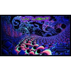 Wandbehang Other World UV...