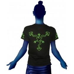 T-Shirt Symbol Print T  UV...
