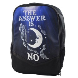 Rucksack The Answer is No