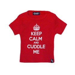 T-Shirt Body Keep Calm and...