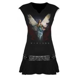 Kleid Minikleid Vikings...