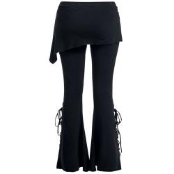 Hose XL schwarz Baumwolle