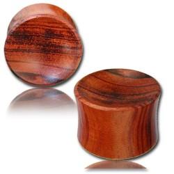 1 Paar Plug Holz Saddle
