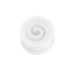 1 Paar Tunnel Spirale...