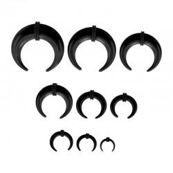 Sichel U-Shape Acryl schwarz