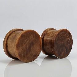 1 Paar Plug Holz Edleholz...