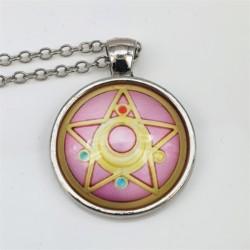 Kette mit Anhänger Sailor Moon