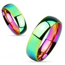 6mm breit Ring Bandring...