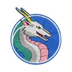 Patch Aufnäher Dragon