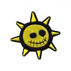 Patch Aufnäher Sonne Sun