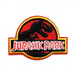 Patch Aufnäher Jurassic Park