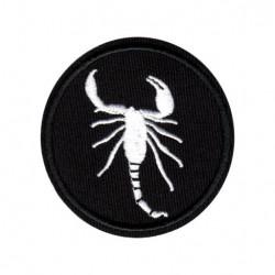 Patch Aufnäher Skorpion