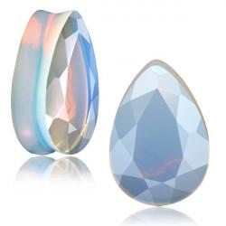 1 Paar Plug Tropfen Opal...