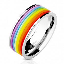 Ring Bandring regenbogen...