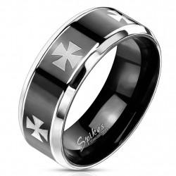Ring Bandring Iron Cross...