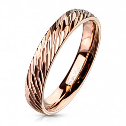 Ring Fingerring rosegold...
