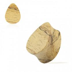 1 Paar Plug Tropfen Holz...