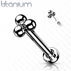 0,8mm Titan Mini Push in...