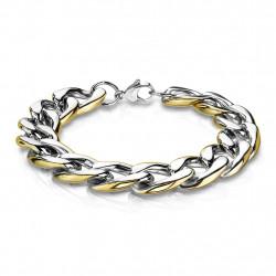 Armband Armkette Edelstahl...