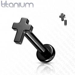 1,2mm Titan Labret...