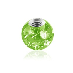 Epoxikugel hellgrün