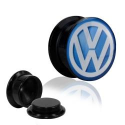 1 Paar Plug Dose Acryl VW