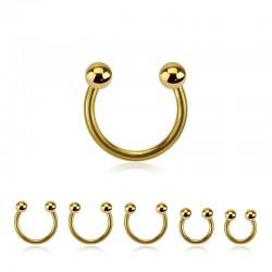Dread Beads aus Acryl bunt